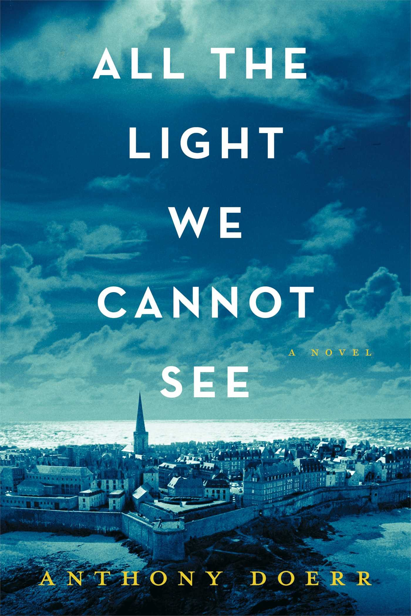 Book Cover Image All the Light We Cannot See Houston Public Media