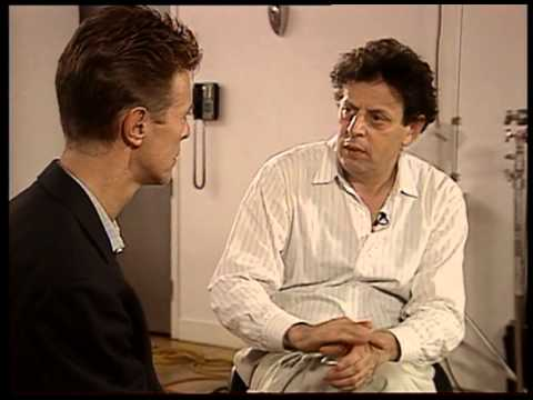 David Bowie and Philip Glass talking about the Low Symphony.