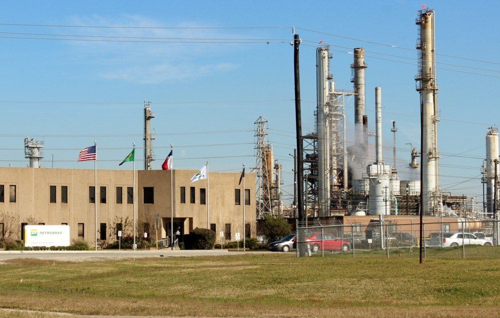 Pasadena Refining System Inc. is owned by Brazil's national oil company, Petrobras