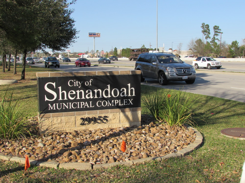 Shenandoah Municipal Complex in Montgomery County