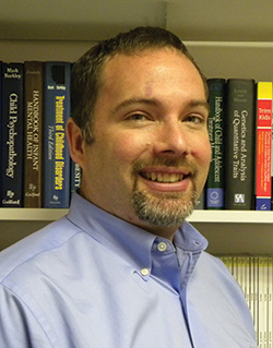 Assistant Professor Craig Johnston