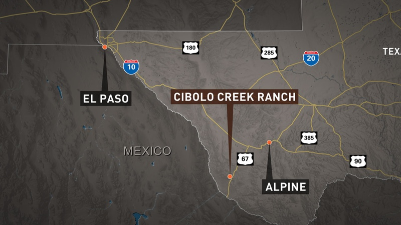 Presidio County Judge Cinderela Guevara was in Alpine when she learned of the death of Supreme Court Justice Antonin Scalia at the Cibolo Creek Ranch in West Texas. Scalia's remains were later moved to El Paso.
