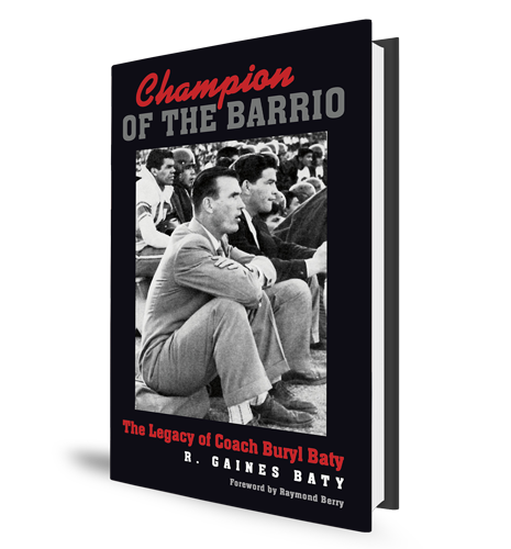 Champion of the Barrio Book Cover