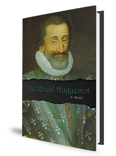 The Royal Huguenot Book Cover