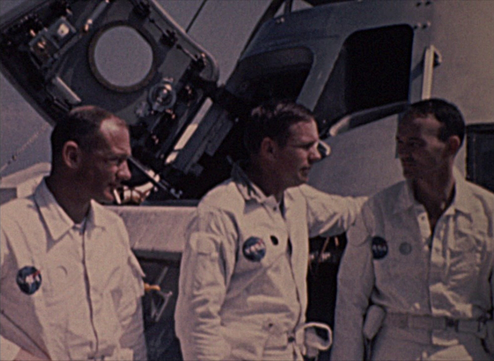 New Exhibit Features Historical Film Footage Of NASA Space ...