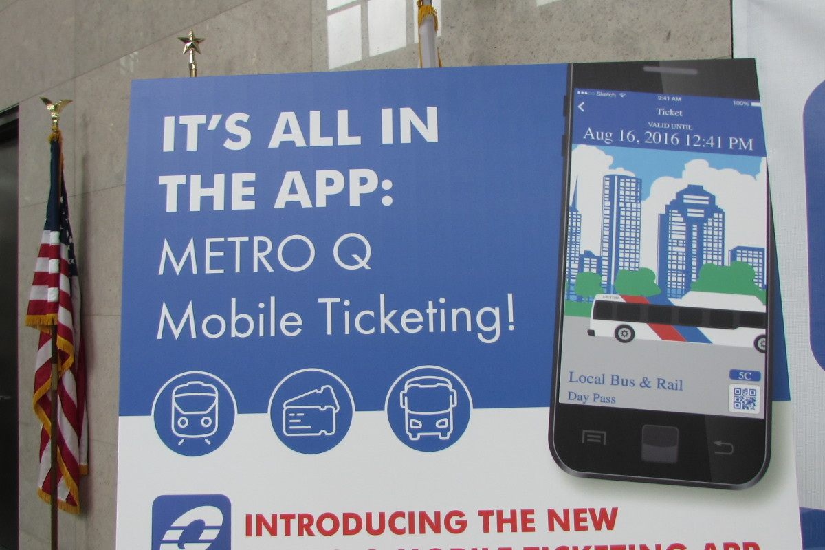 Metro Unveils A New Way To Pay Fares Houston Public Media Train Model Electronics Subway Sets Pdf Download 1 3 The