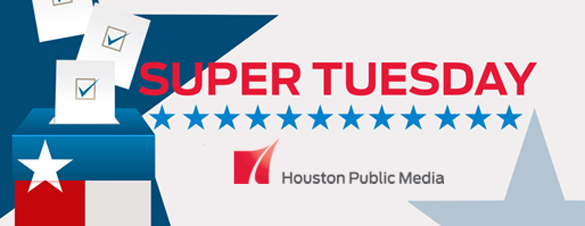 Super Tuesday Primary Election Banner 585