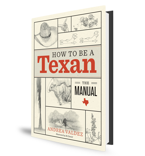 How to Be a Texan Book Cover