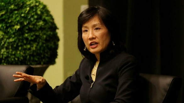 US Patent Office Director Michelle K. Lee - Image Courtesy UH Division of Researc