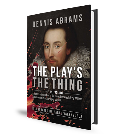 The Plays the Thing - Book Cover - Dennis Abrams