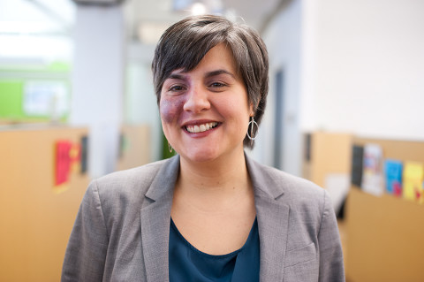 Elisa Villanueva Beard is the CEO of Teach for America. She grew up in the Rio Grande Valley and served as a TFA corps member in Phoenix, Arizona, in 1998.