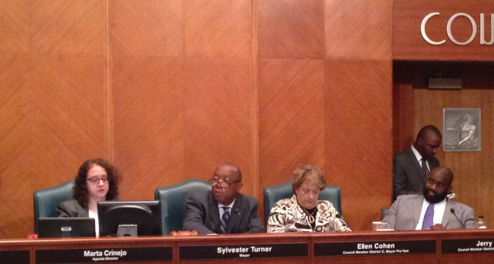 The Houston City Council approved new guidelines for tax breaks granted by the City.