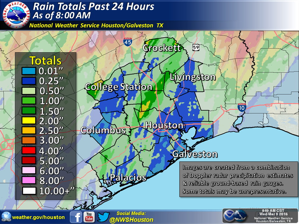 rain totals graphic