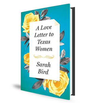 Love Letter to Texas Women - Book Cover
