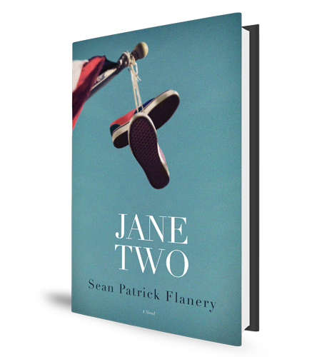 Jane Two Sean Patrick Flanery - Book Cover