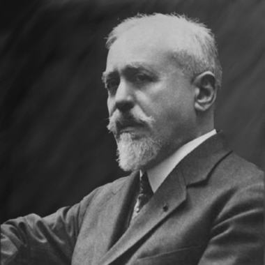 Composer Paul Dukas