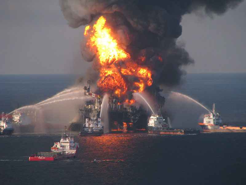 The Deepwater Horizon blowout in 2010 offers lessons for latest safety concern