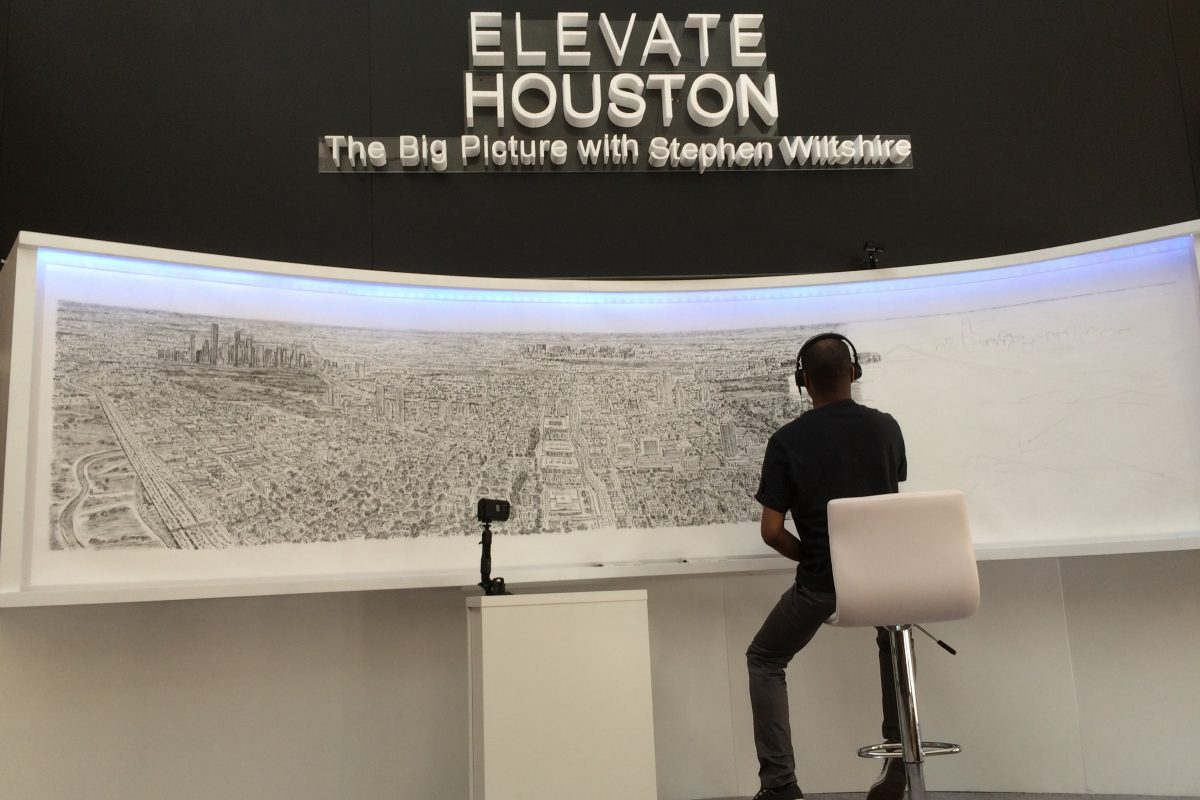 Picture of Stephen Wiltshire
