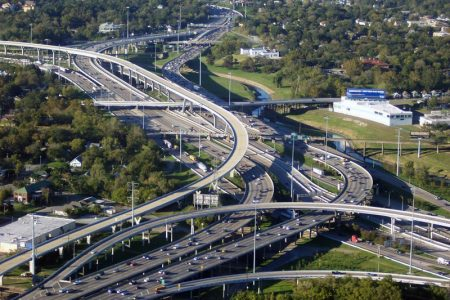 Houston highways