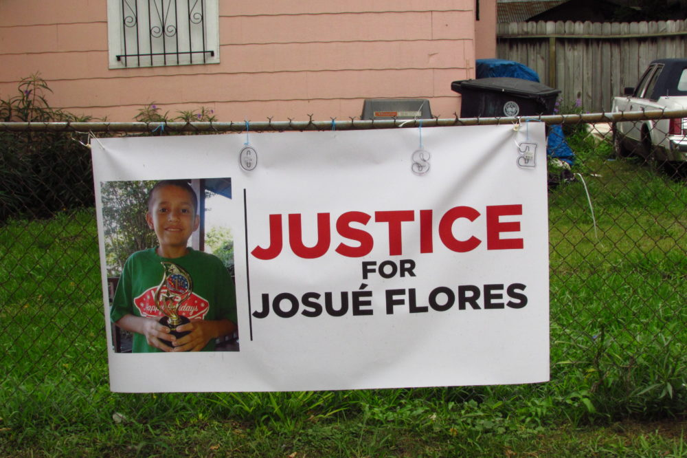 Charges dropped against man held in murder of 11-year-old boy