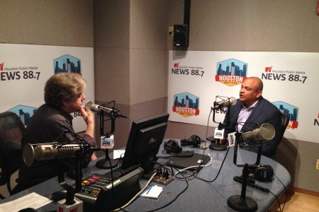 News 88.7's Ed Mayberry interviews Jai Shah with Hula Partners