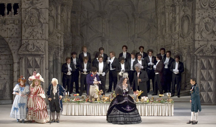 Cenerentola at the Lyric Opera