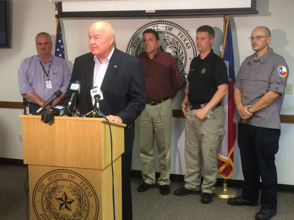 Fort Bend County Judge Bob Hebert is concerned more rain will worsen the county's flooding emergency.