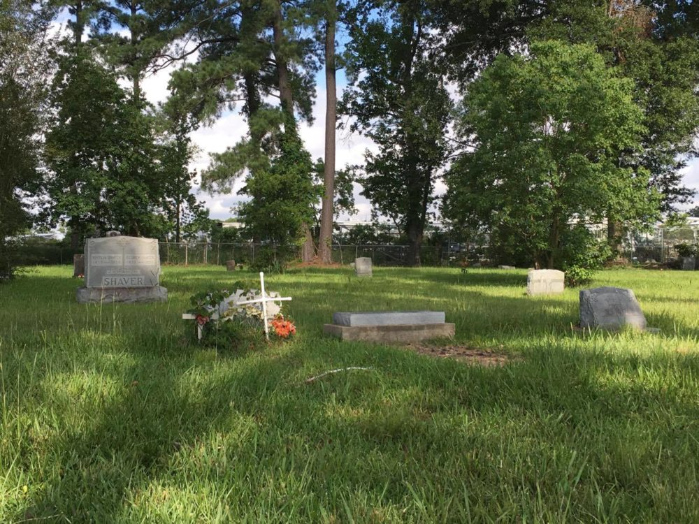 The Mueschke Cemetery is located in Spring and its oldest grave dates back to 1875.