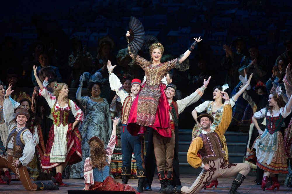 Metropolitan Opera production of The Merry Widow