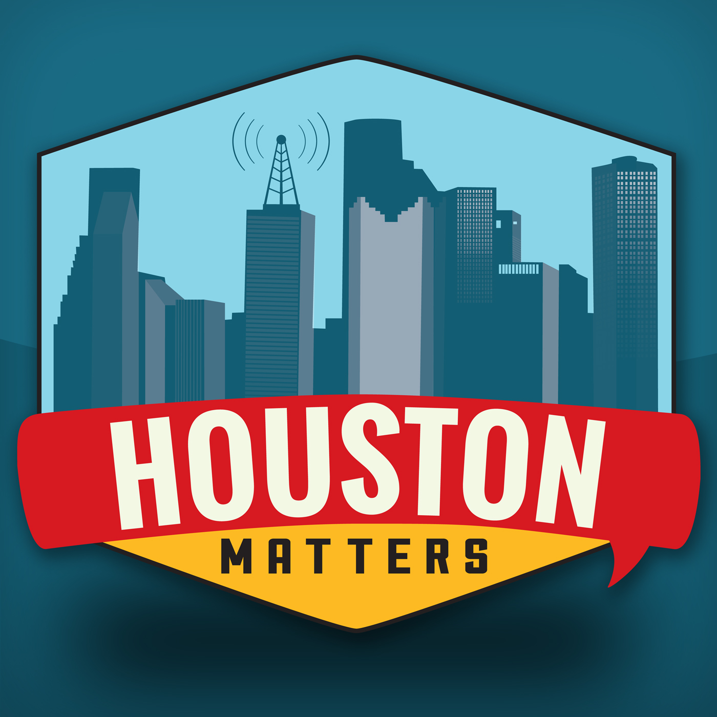 Houston Matters Logo 2014 iTunes