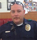 Slain DART Police Officer Brent Thompson.