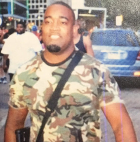 Dallas police are searching for this man who is considered a Person Of Interest in the multiple shooting of several police officers.