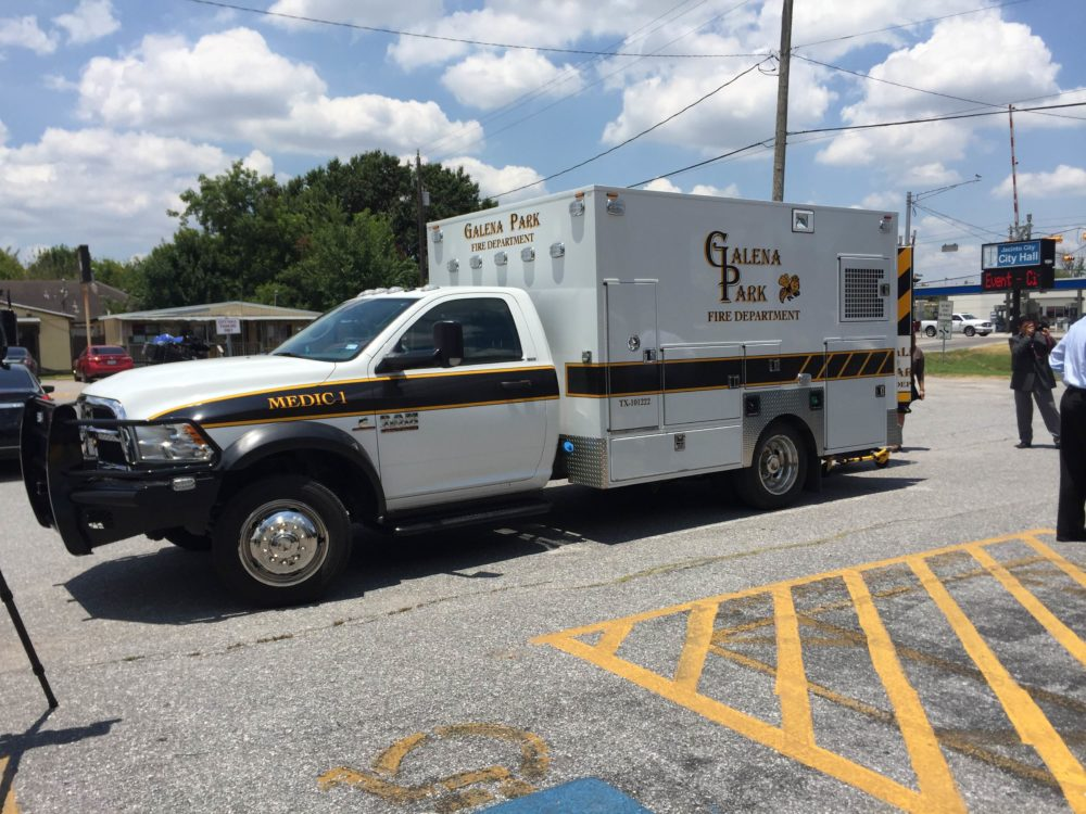 A portion of the money will go towards replacing the city's ambulance.
