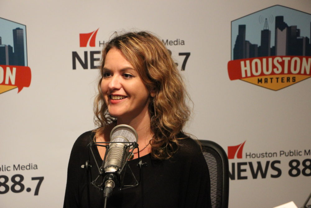 Julianne Sharples is the global brand manager for Ikon Science.