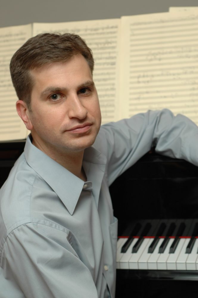 Houston composer Karim Al-Zand