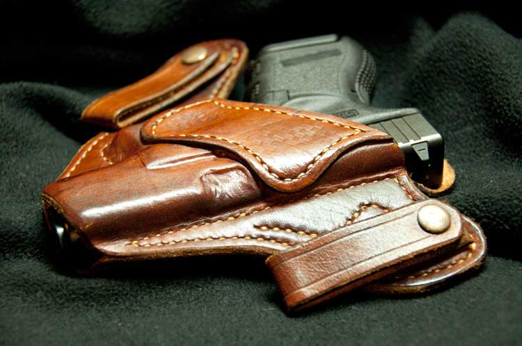 Concealed Handgun Holster - Image Courtesy: Wikipedia Commons