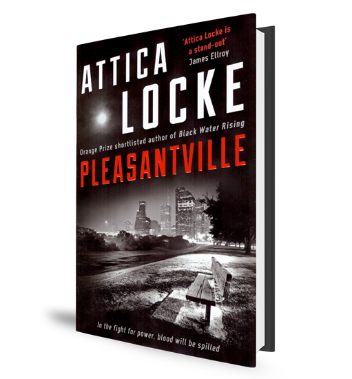 Attica Locke - Pleasantville Book Cover