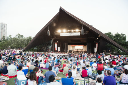 Summer Symphony Nights at Miller Outdoor Theater 3