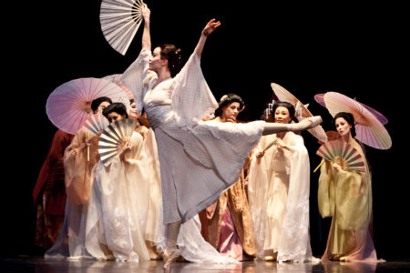 Madame Butterfly, Houston Ballet