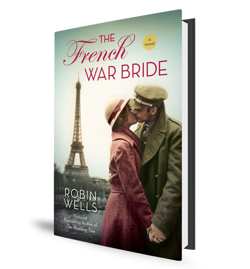 The French War Bride - Robin Wells