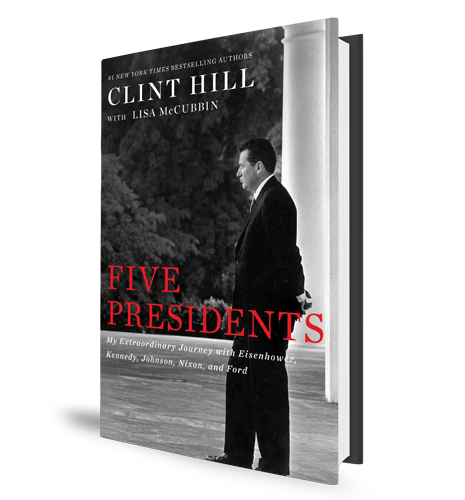Five Presidents - Clint Hill - Book Cover
