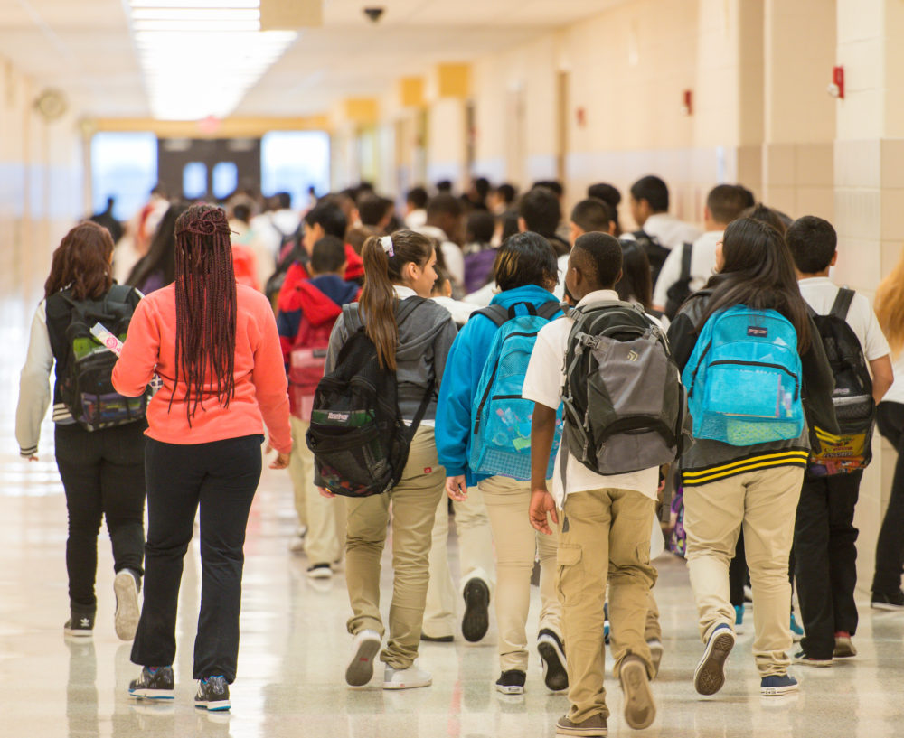 News 88.7 found more than 40 Texas school districts that could see an outside board of managers as early as next year, if their school ratings don't change by 2018.