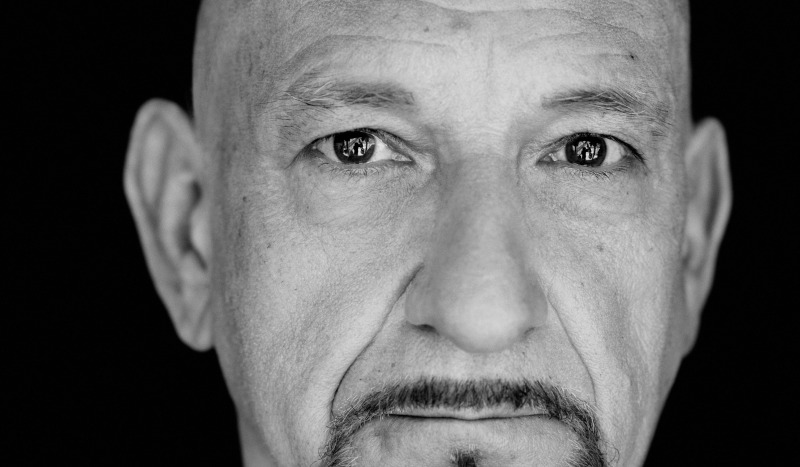 Actor Sir Ben Kingsley. Photo Courtesy: CAA Speakers.