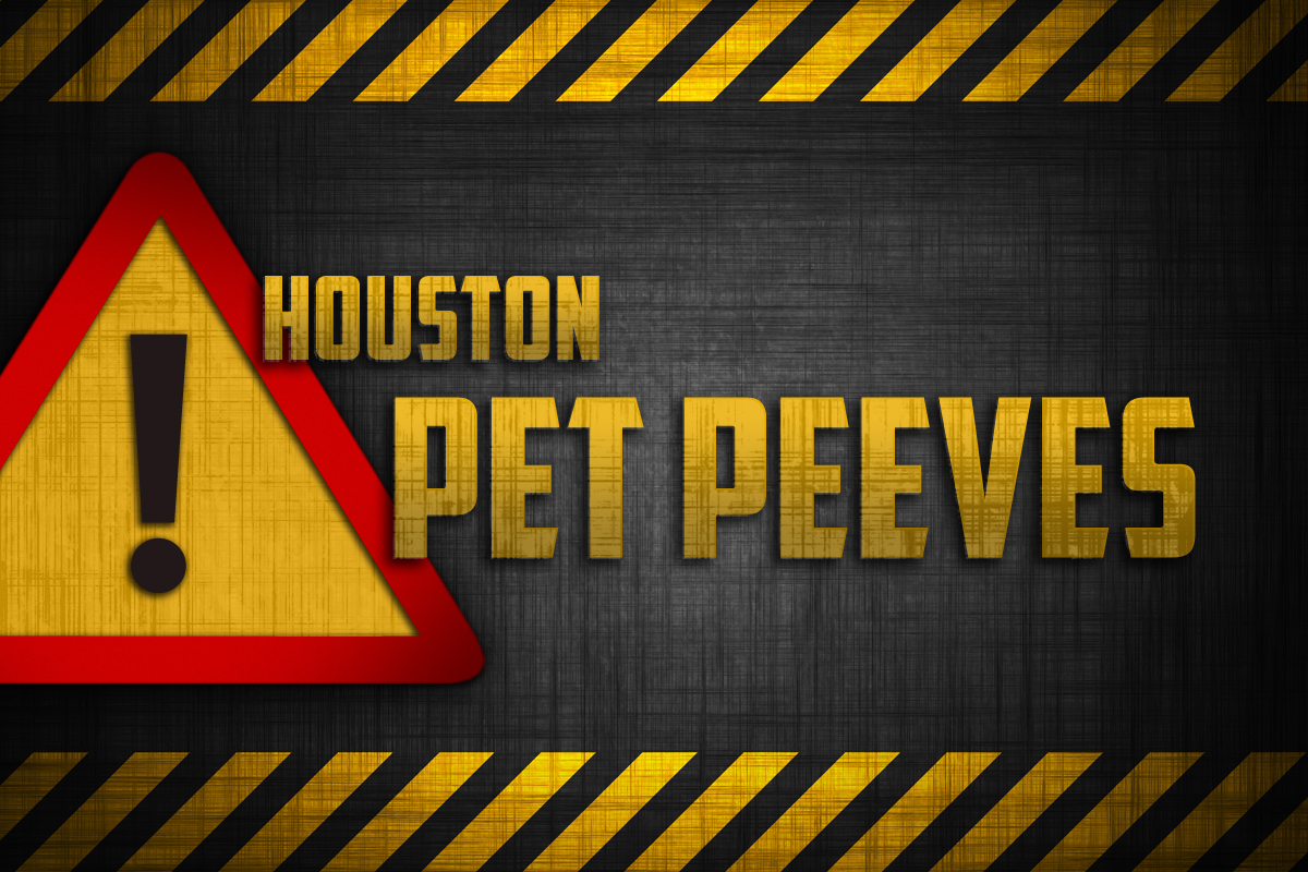 Pet Peeves Banner - MHagerty