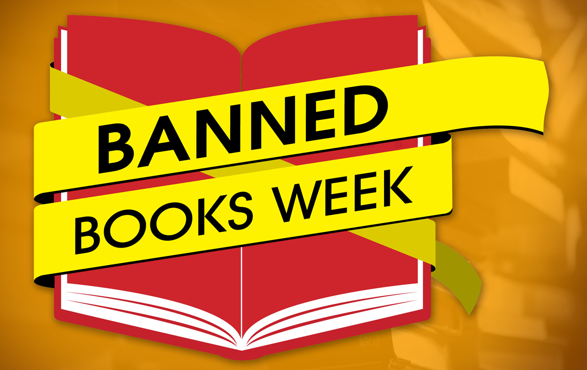 Banned Books Week Logo - ALA