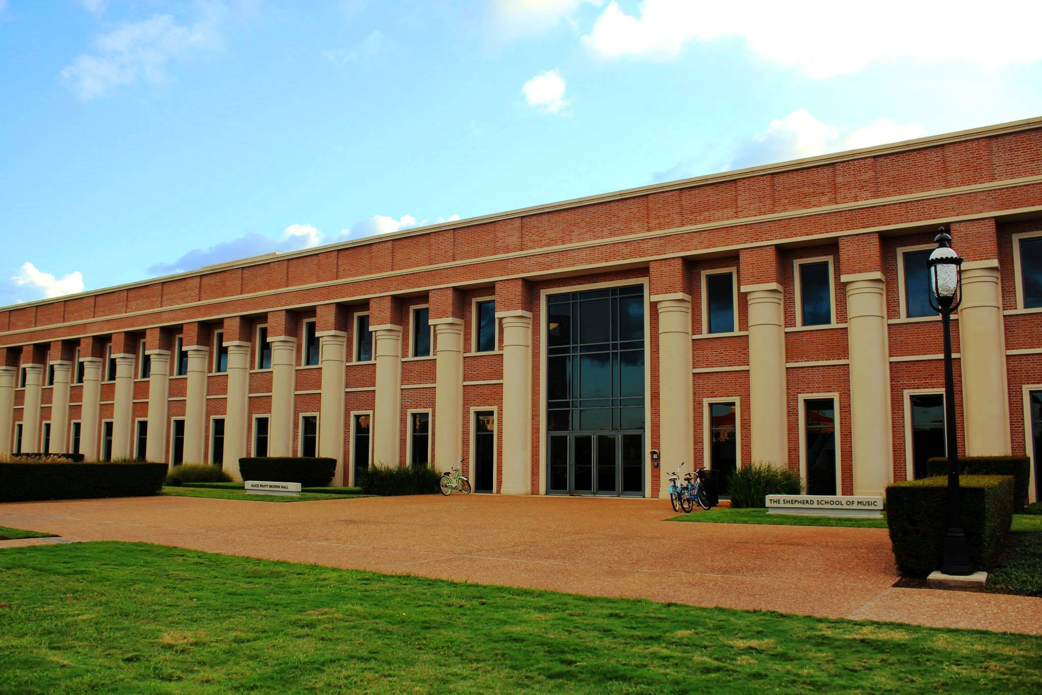 The Shepherd School of Music at Rice University