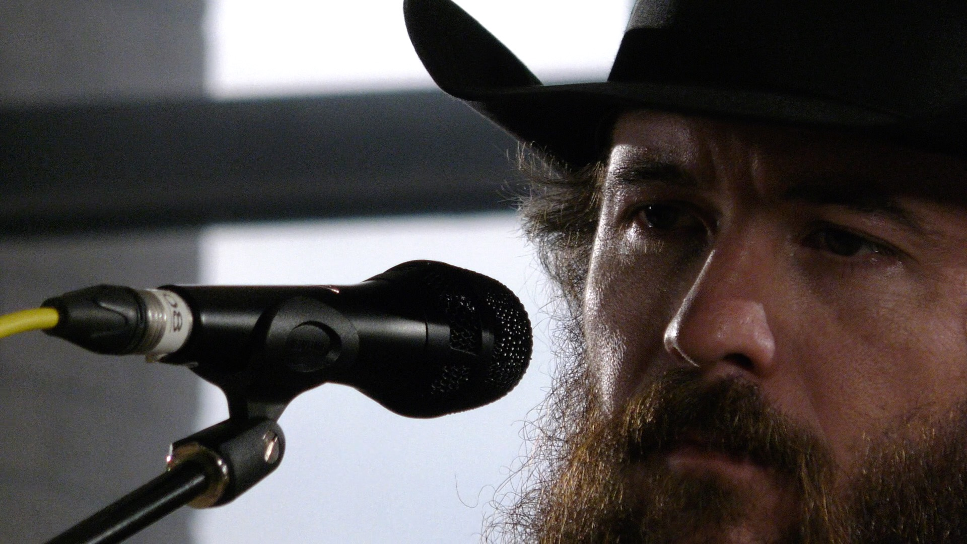 Cody Jinks performs in the Geary Studio