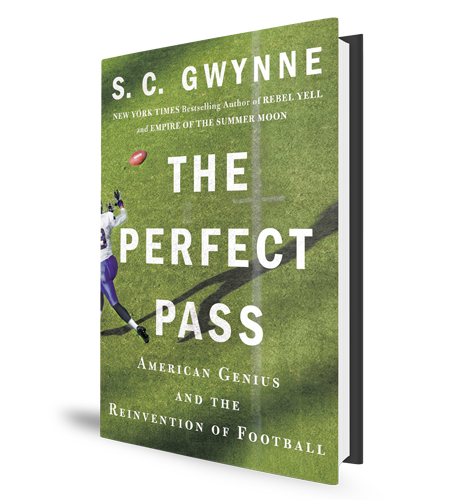 The Perfect Pass - Book Cover