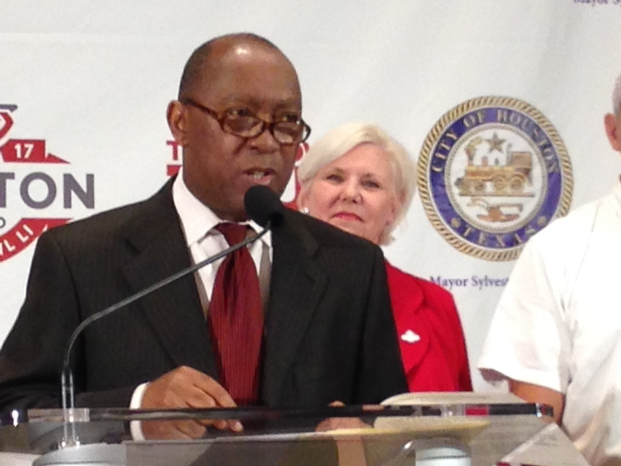 Houston Mayor Sylvester Turner reacted to the opposition from the Houston Firefighters' Relief and Retirement Fund saying he has been very patient during the process of negotiating the reform.