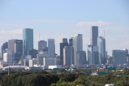 Photo of Houston skyline